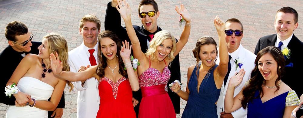 Die Schule ist zu Ende und der Abschlussball naht und es ist Zeit zum Tanzen