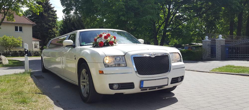 Hochzeitslimousine Chrysler