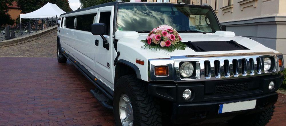 Hochzeitslimo Stretchhummer